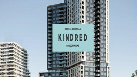 Kindred Condos 公寓 楼花 楼盘 密西沙加